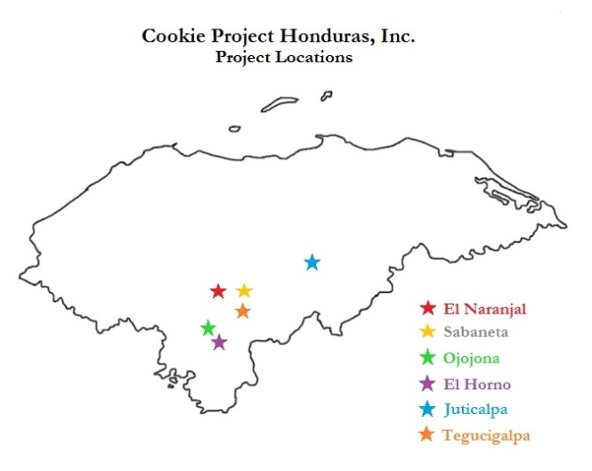 Cookie Project Locations Map2